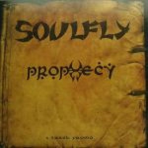 Soulfly - Prophecy cover art