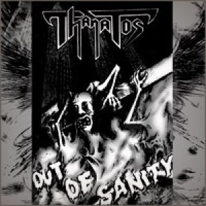 Thanatos - Out of Sanity cover art