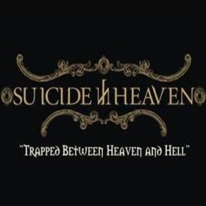 Suicide in Heaven - Trapped Between Heaven and Hell cover art