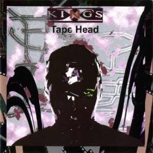 King's X - Tape Head cover art