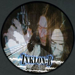 Zyklon-B - Necrolust / Total Warfare cover art