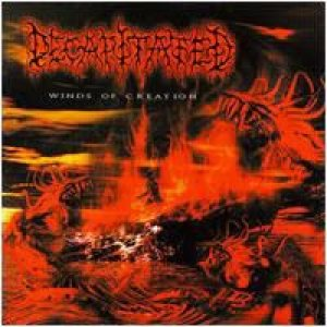 Decapitated - Winds of Creation cover art