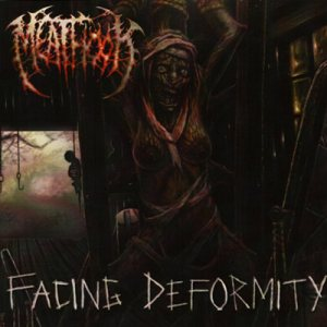Meathook - Facing Deformity cover art