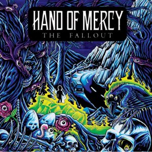 Hand of Mercy - The Fallout cover art