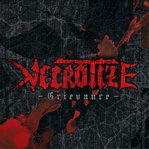 Necrotize - Grievance cover art