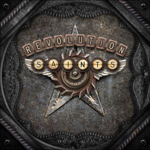 Revolution Saints - Revolution Saints cover art