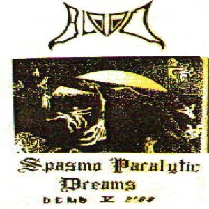 Blood - Spasmo Paralytic Dreams cover art