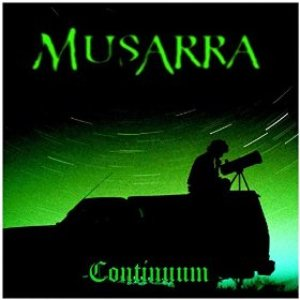 Musarra - Continuum cover art