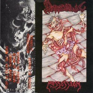 Diabolic Possession - Ripped to Pieces cover art