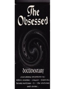 The Obsessed - The Documentary cover art