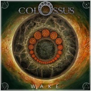 Colossus - Wake cover art