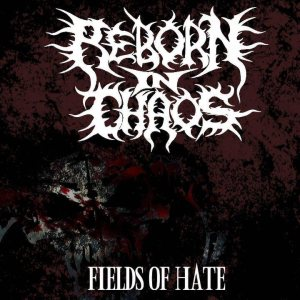Reborn In Chaos - Fields of Hate cover art