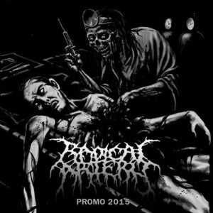 Radical Artery - Promo 2015 cover art