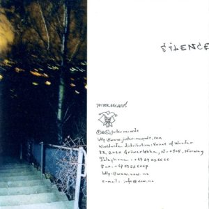 Ulver - Silence Teaches You How to Sing cover art