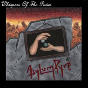 Asylum Pyre - Whispers of the Power cover art
