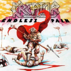Kreator - Endless Pain cover art