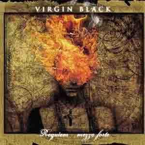 Virgin Black - Requiem - Mezzo Forte cover art