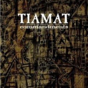 Tiamat - Commandments cover art