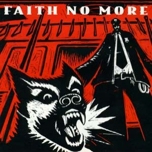 Faith No More - King for a Day, Fool for a Lifetime cover art