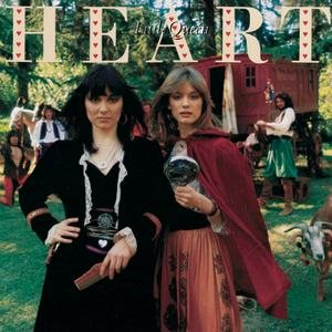 Heart - Little Queen cover art