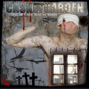 Casketgarden - Open the Casket, Enter the Garden cover art