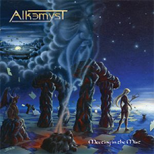 Alkemyst - Meeting in the Mist cover art