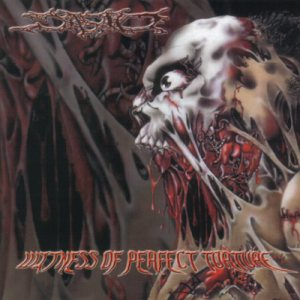Jasad - Witness of Perfect Torture cover art