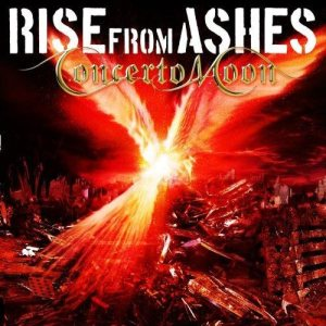 Concerto Moon - Rise From Ashes cover art