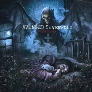 Avenged Sevenfold - Nightmare cover art