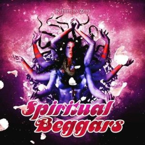 Spiritual Beggars - Return to Zero cover art