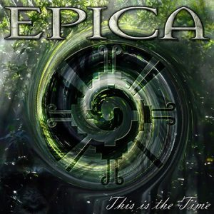 Epica - This is the Time cover art