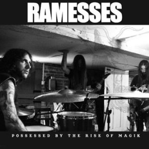 Ramesses - Possessed by the Rise of Magik cover art