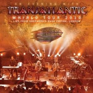 Transatlantic - Whirld Tour 2010 - Live in London cover art