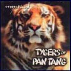 Tygers Of Pan Tang - Mystical cover art