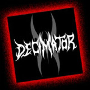 Decimator - Promo CD cover art