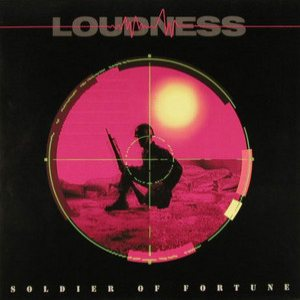 Loudness - Soldier of Fortune cover art