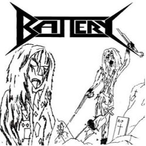 Battery - Demo Oct 08 cover art
