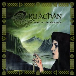 Cruachan - Blood on the Black Robe cover art