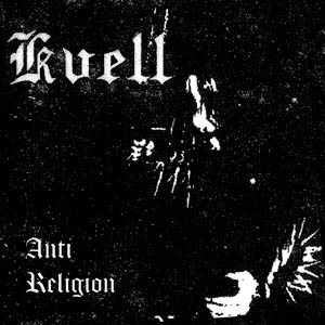 Kvell - Anti-Religion cover art