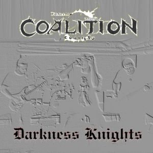 Coalition - Darkness Knights cover art