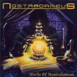Nostradameus - Words of Nostradameus cover art
