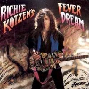 Richie Kotzen - Fever Dream cover art