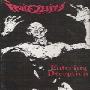 Iniquity - Entering Deception cover art