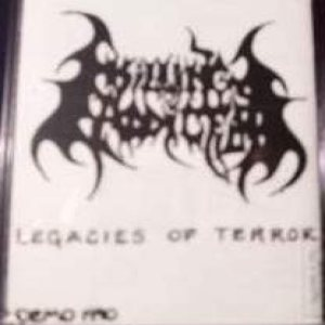 Killing Addiction - Legacies of Terror cover art
