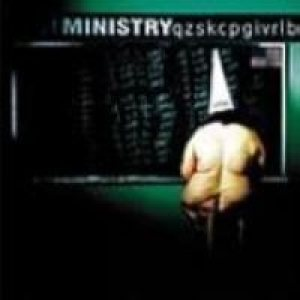 Ministry - Dark Side of the Spoon cover art