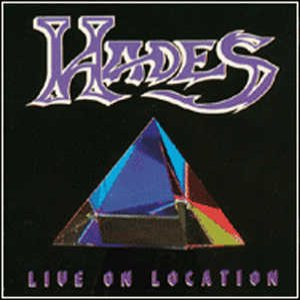 Hades - Live on Location cover art