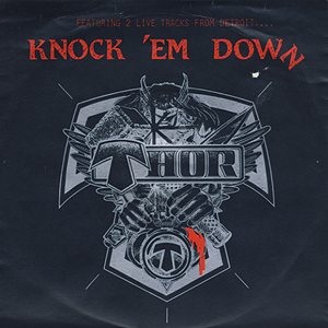Thor - Knock 'em Down cover art