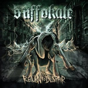 Suffokate - Return to Despair cover art