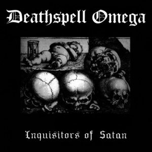 Deathspell Omega - Inquisitors of Satan cover art