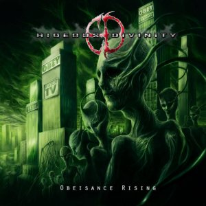 Hideous Divinity - Obeisance Rising cover art